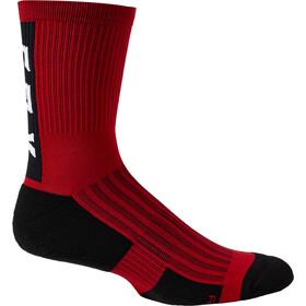 "Fox 6"" Ranger Cushion Socks Men chili"